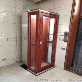 无底坑家用电梯 家用电梯定制 四层别墅电梯
