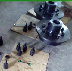 TLL型带制动轮弹性套注销联轴器