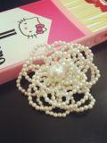 出口日本韓國高檔飾品串珠胸花