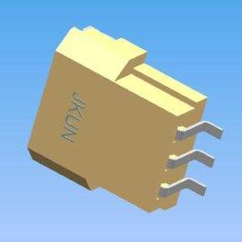 JKUN LED贴片接线端子  L006 吸顶灯连接器 日光灯面板灯接插件