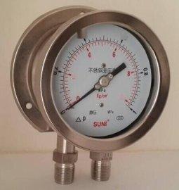 CYW不锈钢差压表