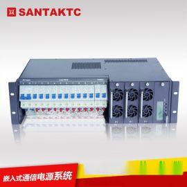 【通信电源48V】48V高频开关电源┃90A机架式通信系统