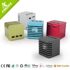厂家直销 简约迷你USB插卡音箱/有线小音箱/USB电脑音箱批发
