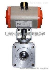 气动铝合金球阀Q641F-10L