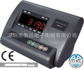 上海耀华XK3190-A12+E仪表, 电子台秤, 电子计重台秤