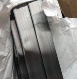 佛山不鏽鋼管 拉絲黑鈦不鏽鋼管(水鍍6米)