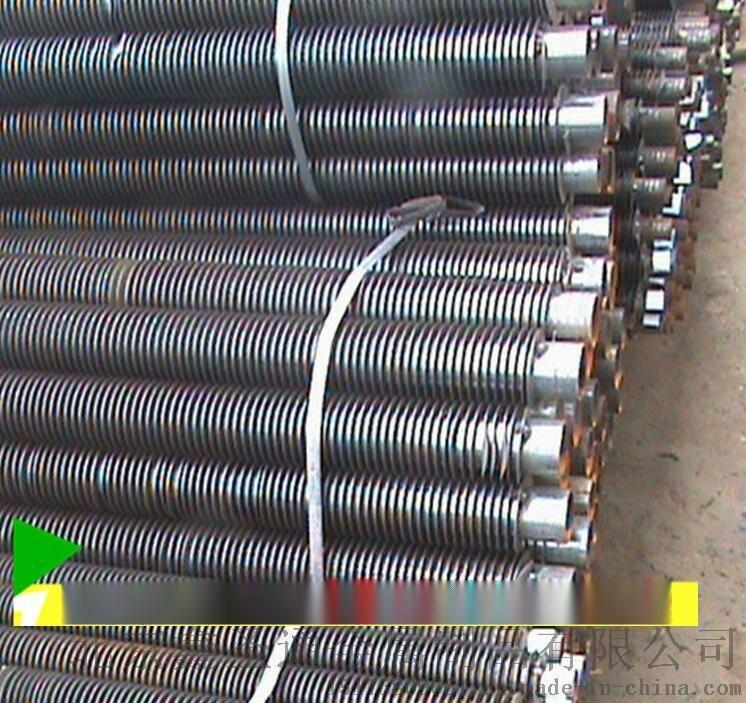 廠家直銷翅片管散熱器 鋼製翅片暖氣片 大棚專用散熱器