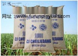 豆浆专用进口白砂糖价格_韩国雪花