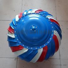 A小型风帽-360型无动力风球不锈钢风机