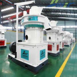 青海燃料造粒设备 玉米花生秸秆煤制粒机 锯末木糠棉柴压块机