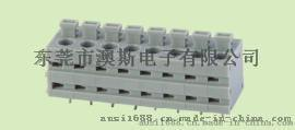 FS500V/FS500R-5.0MM弹簧式PCB接线端子500R KF246 KF211 DG500端子台