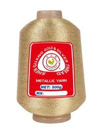 厂家供应高品质申光牌MH型针织金银线