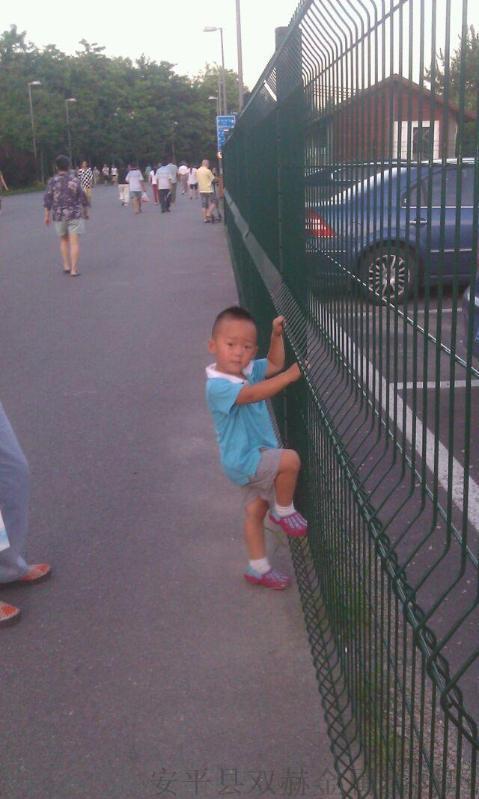 双赫厂家供应济南小区围墙  隔离栅