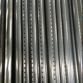 不锈钢冲孔打孔管 不锈钢淋浴管 不锈钢打孔管材