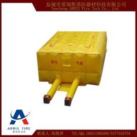 逃生气垫 救生充气垫 消防救生气垫 消防安全气垫 PVC逃生气垫