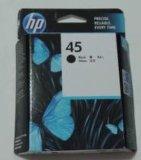 墨盒/HP45/服装绘图仪专用墨盒惠普HP45/原装正品墨盒/服装唛架机