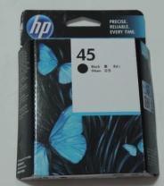 墨盒/HP45/服装绘图仪专用墨盒惠普HP45/原装**墨盒/服装唛架机