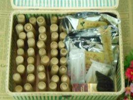 放血疗竹罐套盒