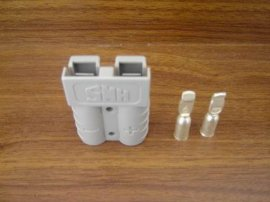 50A600V接插件SMH灰色