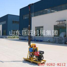巨匠集团YQZ-50B型50轻便取样钻机 液压加压岩芯钻机工程勘探钻机