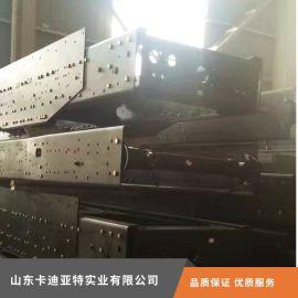 解放青岛J6主梁车架订做价格解放J6加重型副车架原厂锰钢