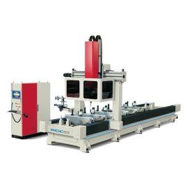 厂家直销 JGZX7000 铝型材五轴加工中心