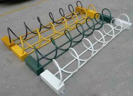 组合式自行车停放架 单车架厂家