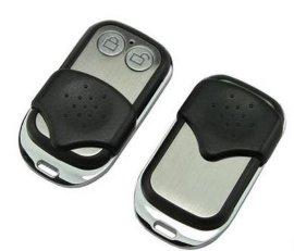 供應滾動碼無線遙控器金屬外殼遙控器車庫門遙控器
