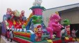 哪里有新款广场充气城堡 儿童室外充气城堡价格 充气气包生产厂家