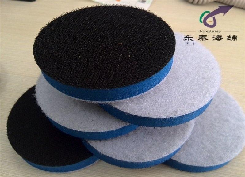 厂家定制抛光海绵打磨垫