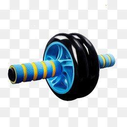 西安体育运动器材 健腹轮小型健身器材批发