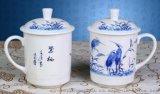 提供各種圖案的陶瓷杯子定做 景德鎮茶杯廠家 生產陶瓷杯子廠家