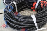 PU护套 2*1*2*0.3P水下电缆 防水