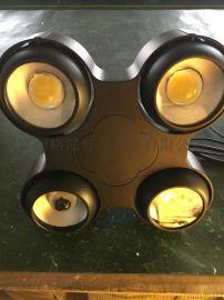 LED四眼COB防水观众灯
