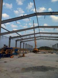 广东钢结构厂房平台别墅设计施工队来图报价环粤钢架
