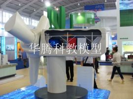 风力发电模型