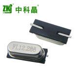 中科晶(ZKJ)晶振 49SMD 12.288MHz 20PF 20PPM优盘USB 贴片晶振