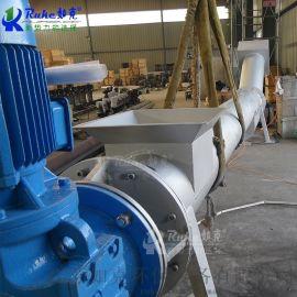 如克环保供应LYZ型螺旋压榨机