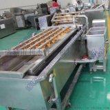 厂家直销 鱼虾气泡清洗机 草鱼清洗机 白条清洗设备
