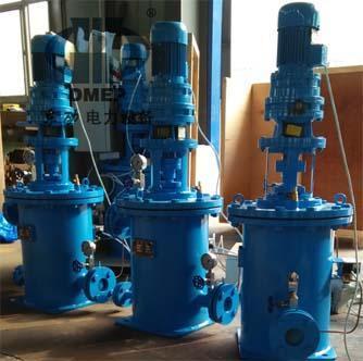 滤水器, 电动工业滤水器