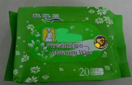 卫生湿巾代工厂家 婴儿湿巾oem 全棉柔巾卷