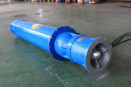 专业耐磨深井潜水泵厂家-QJ深井潜水泵型号参数