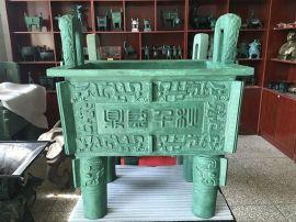 定制司母戊|洛阳杭龙青铜雕塑|工艺礼品制作