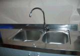佛山不锈钢304水槽定制 水槽图片 水槽加工 坚拓不锈钢水槽厂家