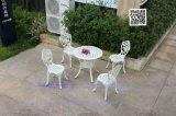 园林铸铝桌椅,广场铝质桌椅,铸铝家具厂