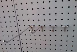 穗安 铝板冲孔网定做不锈钢机械防护罩 梅花形冲孔网