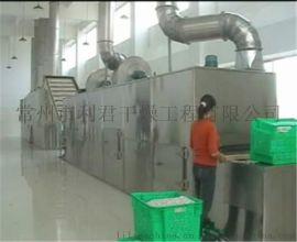 江苏厂家供应脱水蔬菜干燥机之带式干燥机