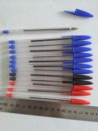 美德塑料插套简易小934圆珠笔