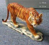 山西树脂雕塑 卡通动物摆饰雕塑,玻璃钢景观雕塑