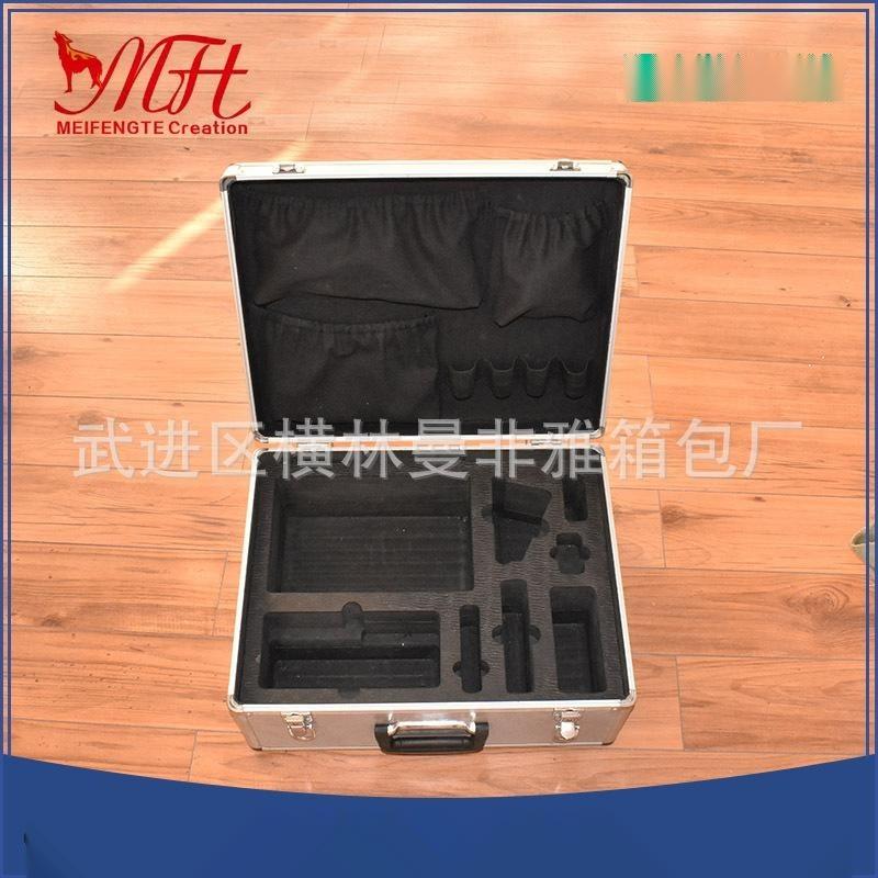厂家定制航空铝合金包装箱子大号多功能工具仪器箱批发定做价优